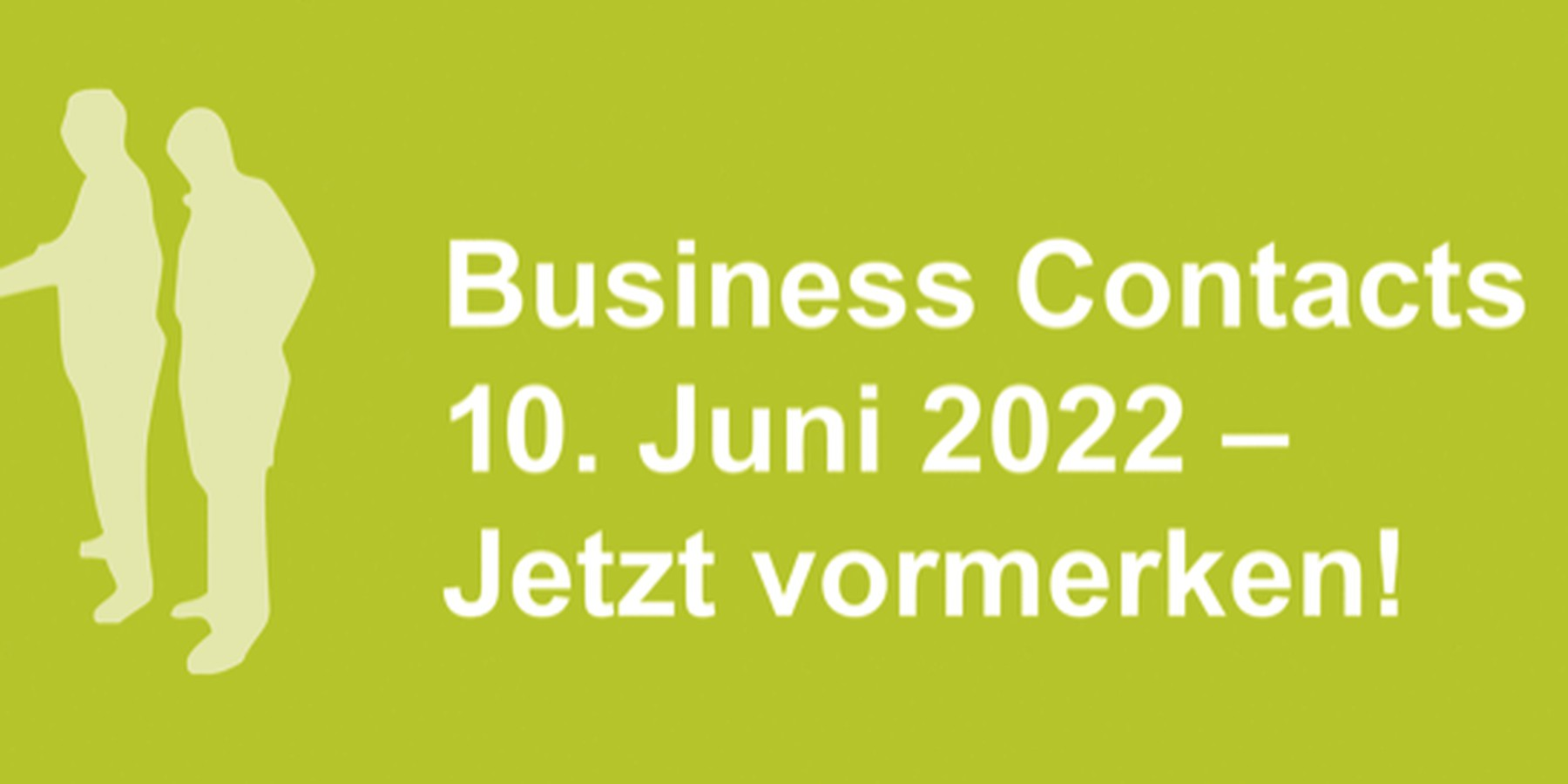 Business Contacts - Titelbild