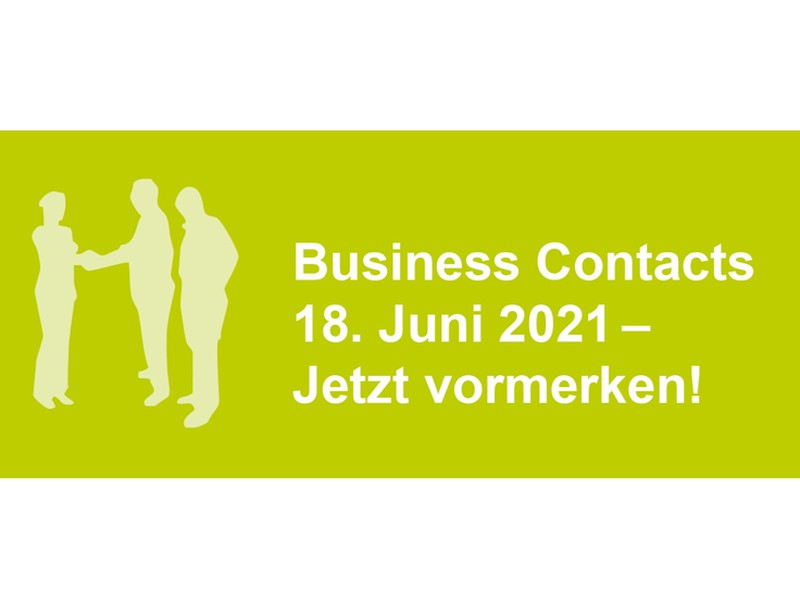 Business Contacts 2021 – Die (Online-) Karrieremesse in Münster